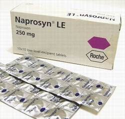 Generic Naprosyn (Naproxen) 250 mg