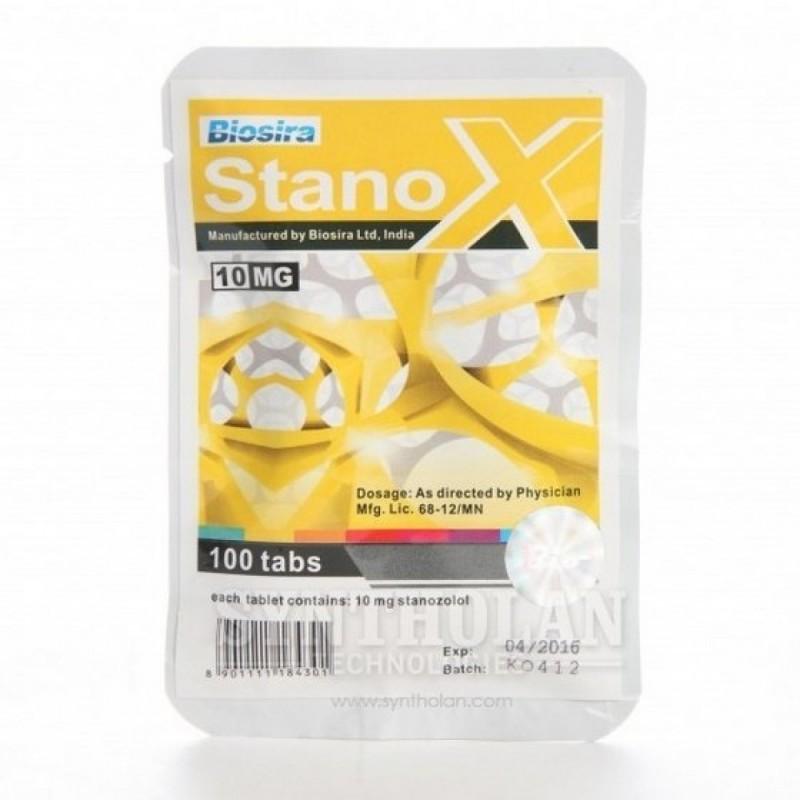 Stanox Winstrol Stanozolol 10 mg