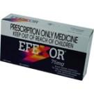 Generic Effexor (Venlafaxine) 75 mg