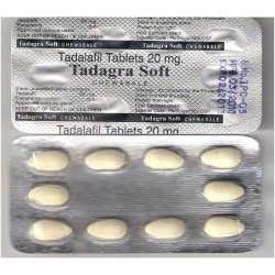 Cialis Soft Generique (Tadalafil) 20 mg