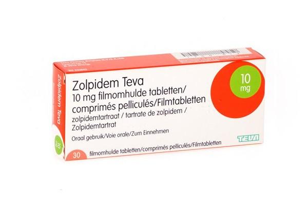 Zolpidem 10 mg TEVA T