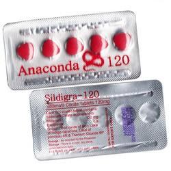 Viagra Generico Anaconda Sexestreme 120mg