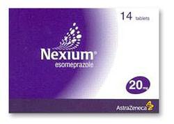 Genérico Nexium (Esomeprazole) 20 mg