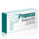 Propecia Genérico (Finasteride) 1mg