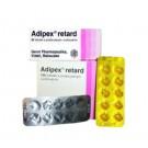 Phentermine Adipex Retard Brand 15mg