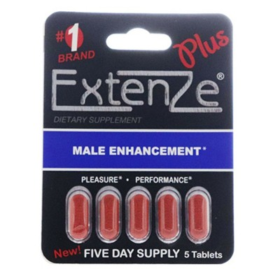 ExtenZe Sex Pill D