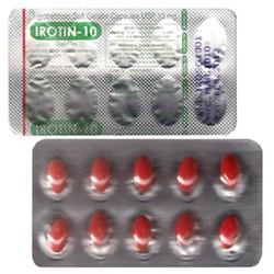 Generický Accutane (Irotin) 10mg