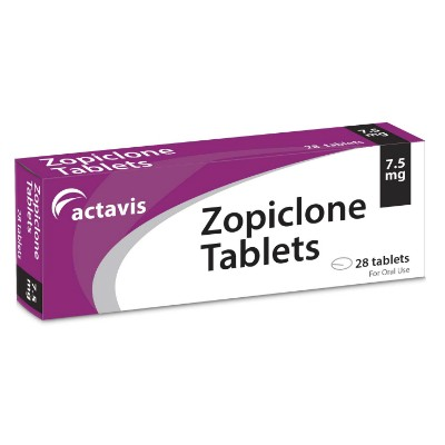 Zimovane (Zopiclone) 7.5 mg by Actavis I