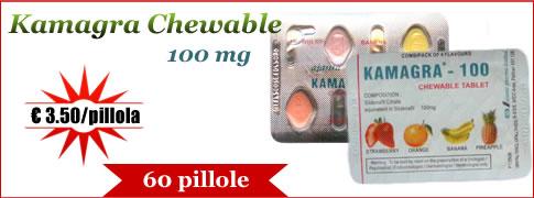 Kamagra Chewable 100mg
